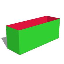 Box40: A5 - 120cm