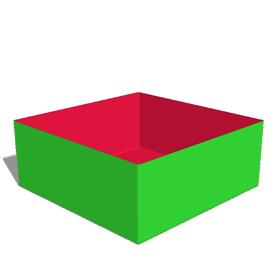 Box40: B5 - 120x120cm