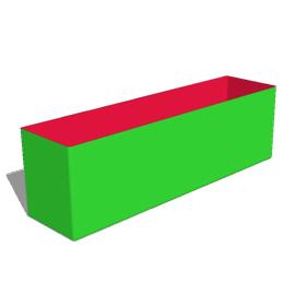 Box40: A7 - 160cm