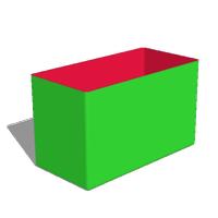Box40: A3 - 80cm