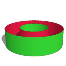 Box40: F8 -  Bogen Ø160cm 360°