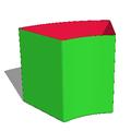 Box40: F3 -  Bogen Ø160cm 45°