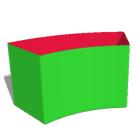 Box40: G3 -  Bogen Ø240cm 45°