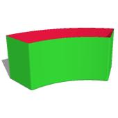 Box40: G4 -  Bogen Ø240cm 60°