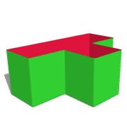 Box40: E5 -  Verzwiegung T-Eckig