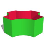 Box40: E2 -  Verzwiegung X-Rund