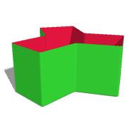Box40: E3 -  Verzwiegung Y-Eckig