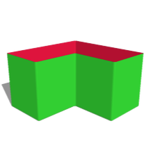 Box40: D5 - Winkel 90°